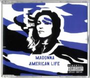 AMERICAN LIFE - UK CD SINGLE W603CD2